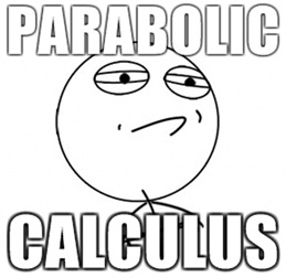 Parabolic calculus: Challenge accepted