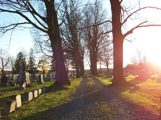 Cementary Road