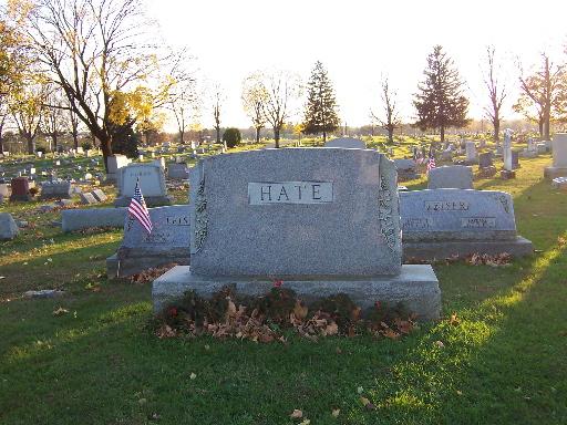 Hate Gravestone